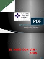 VIH EN EL NIÑO