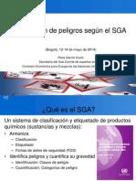 Clasificacion SGA