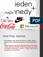 Prod Brand Mgmt Powerpoint