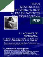 Tema 6 Asistencia de Enfermeria en Base