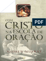 Com Cristo Na Escola de Oracao_Andrew Murray