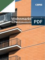 Berlin Wohnmarkt Report