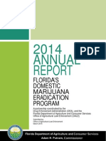 2014 Domestic Marijuana Eradication Program Report
