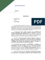 DOS BENS - Material Didático - Prof. Luiz Andrade Loveira