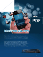 Sangfor SSL VPN Brochure