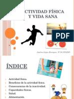 ACTIVIDAD FÍSICA Y SALUD por ANDREA LÓPEZ 2º ESO B