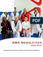 April '15 SMA Newsletter