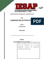 Cuenta Activo - Sonia