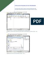 Narezivanje Bootabilnog XP Sa Oiwer Iso