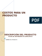 Costos para un producto Definitivo.pptx