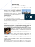 ISO50001 Case Study HSL Constructor