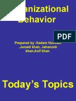 Personality and Attitude .OB , Final Presentation