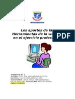 Aporte trabajo Herramientas Web 2.0
