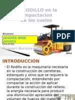 Compactacion Con Rodillo