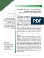 Hipertrofia Muscular Esquelética