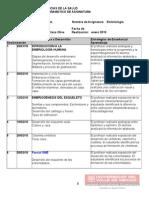 desglose programatico Fis2 2010-1