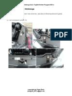 Anleitung Tagfahrlicht Peugeot 307cc PDF