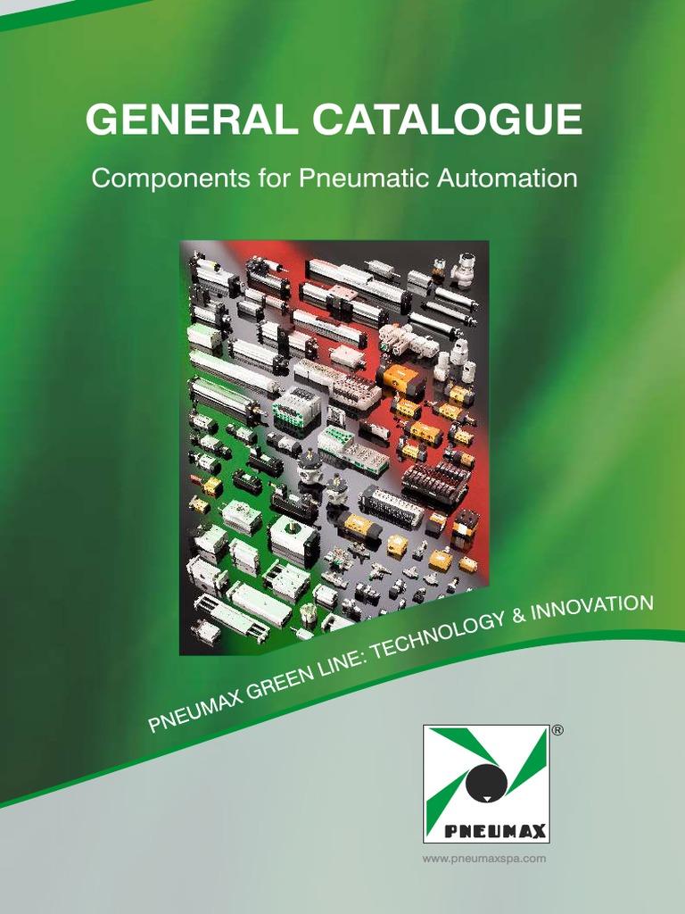 PNEUMAX Catalogue Fluid Dynamics Vacuum