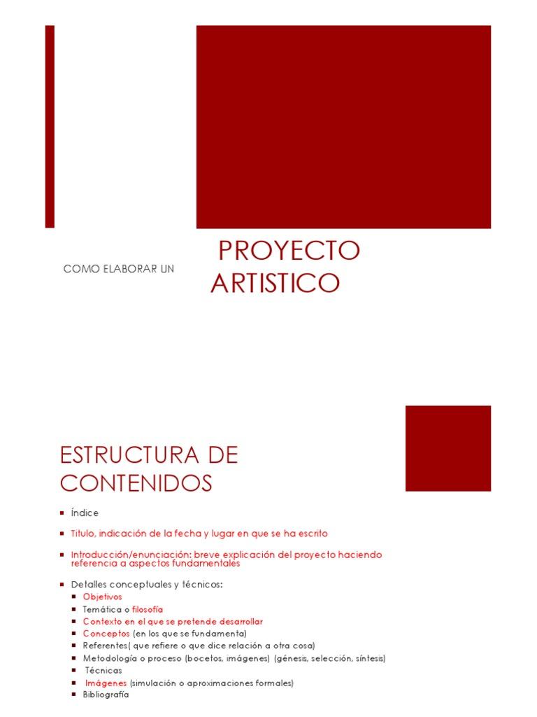 Proyecto Estructura Contenidos Creatividad Ciencia Cognitiva