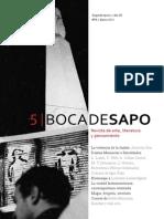 AA.vv. - Boca de Sapo 5 Dossier Memoria e Identidad