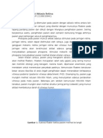 Diagnosis Dan Terapi Ablasio Retina