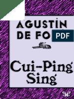 Foxa, Agustin de - Cui-Ping-Sing [13033] (r1.1 BobMol)