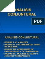 ANALISIS COYUNTURAL