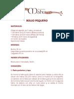 Instructivo Macramé Bolso Amparo