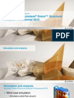 Autodesk Robot Structural Analysis Professional 2015 What is New