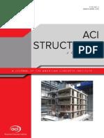 Aci Structural Journal Mar.-apr. 2015 v. 112 No. 02