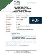 Nueo Temario Mikrotik 4 Temas en 1 Enero 2014