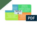 Principios Taylor