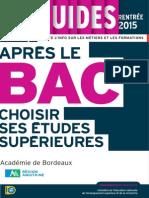 ApresBac Rentree 2015 Aquitaine