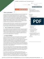 TAUX D'INTÉRÊT, Taux d'Intérêt Réels Et Nominaux - Encyclopædia Universalis