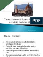 Sisteme Informatixe Turism