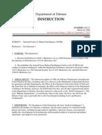 2009-20-3 DoD Medical Spying