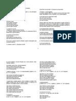 Contrastive Linguistics Spanish- English Handout4