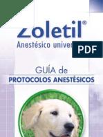 Guia Anestésica Perros