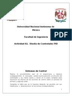 Diseño de Controlador PID
