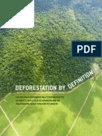 Deforestación por palma en Perú