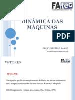 Aula 02 - Dinamica Das Máquinas - Fatec
