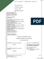 Google, Inc. v. Affinity Engines, Inc. - Document No. 43