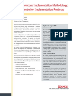 Controller Implementation Roadmap Factsheet