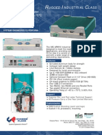 IMC APM18 Rugged Extended Temperature Industrial Mining Computer Datasheet