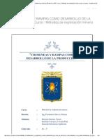 _CHIMENEAS Y RAMPAS COMO DESARROLLO DE LA PRODUCCIÓN_ Curso _ Métodos de explotación minera _ luis carranza - Academia.pdf