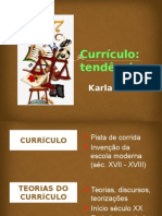 Currículo História