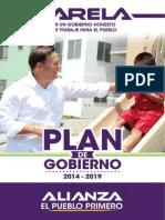 Plan de Gobierno de La Alianza El Pueblo Primero 2014-2019 Largo