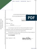 Ayers v. Pfizer, Inc. et al - Document No. 3