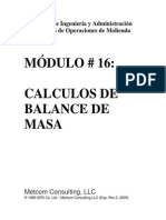 modulo 16, Metcom