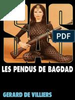 SAS 014 - Les Pendus de Bagdad Gerard de Villiers